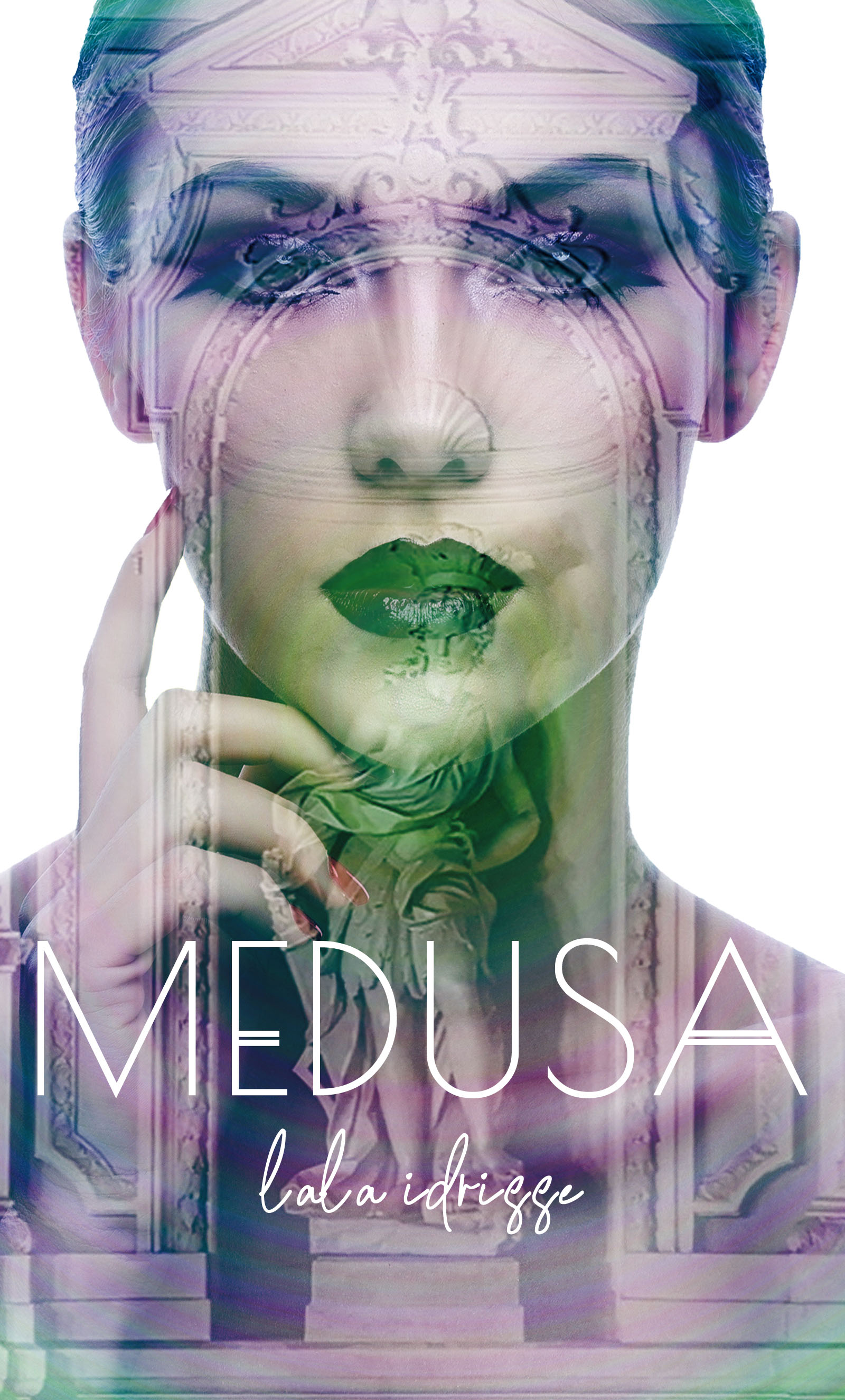 Das Cover des Buches Medusa von Lala Idrisse